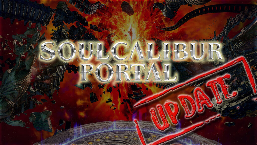 SOULCALIBUR Portal is moving to beta!
