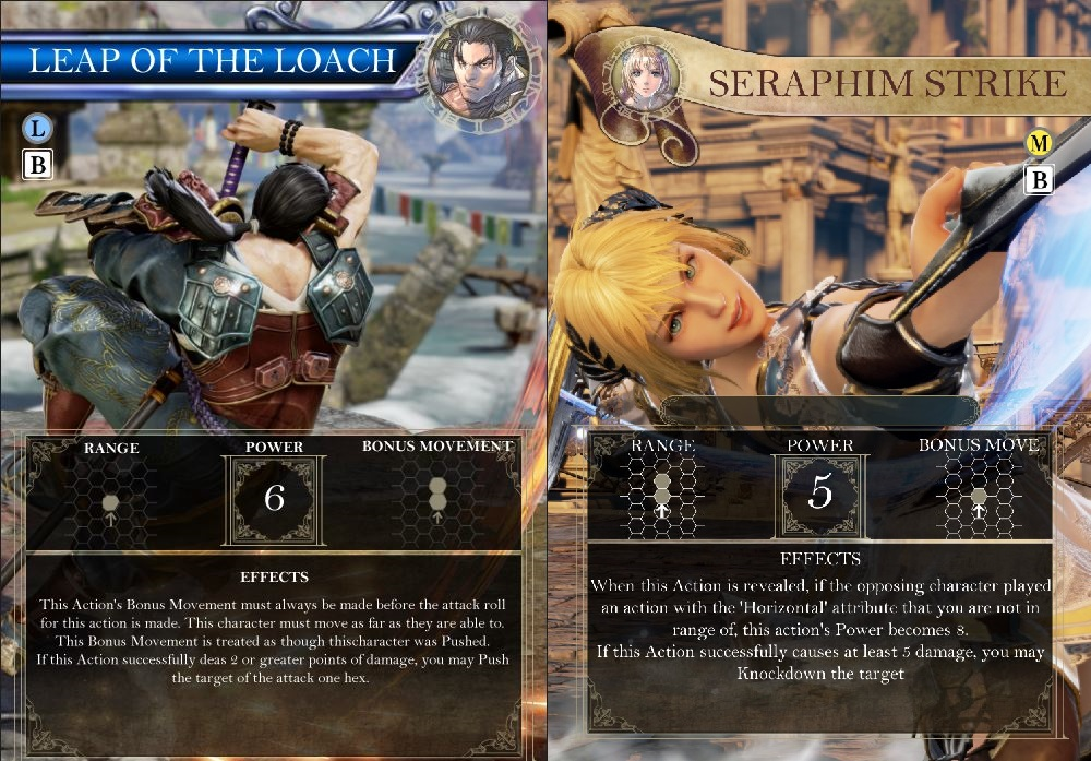 SoulCalibur as a Board Game? Kusoge says YES to the idea