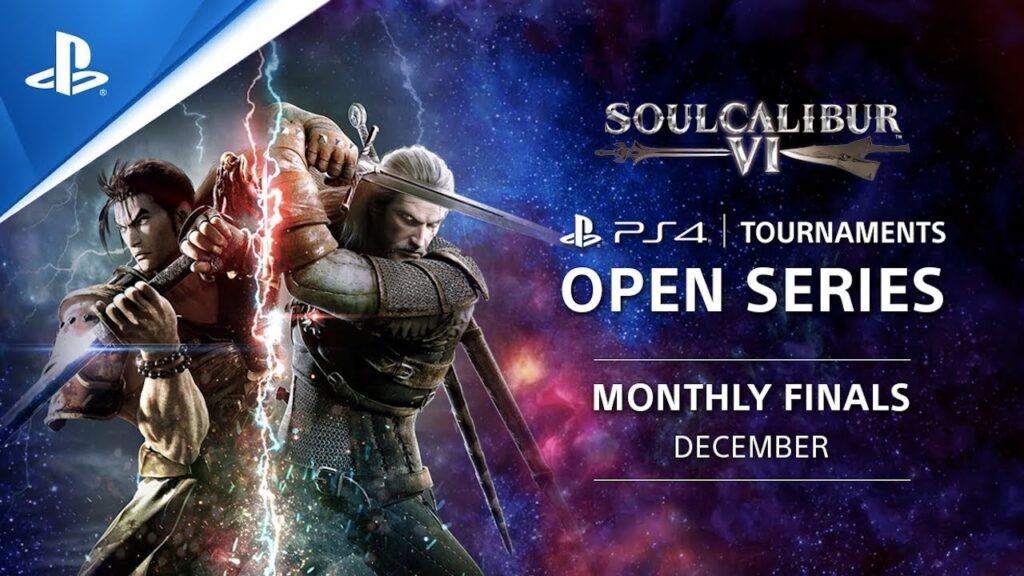 Missed the official PS4 Monthly Finals yesterday? Then you may like this VODs