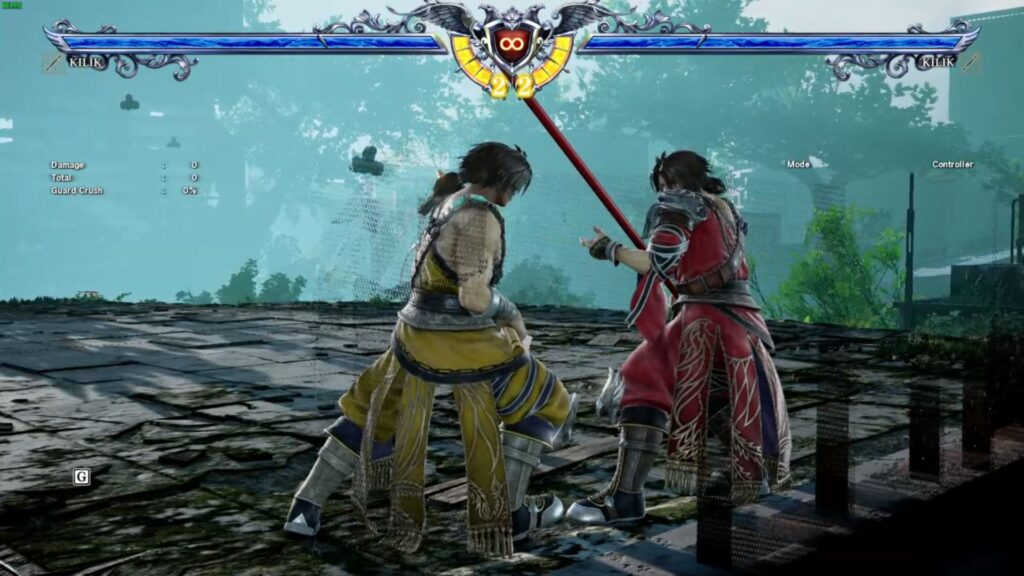 Custom Position Resets in SC6 (and more) through Cheat Engine