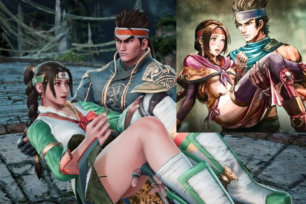 Ever thought about creating staged pictures from SC6?