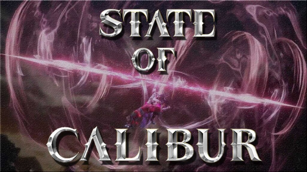 State of Calibur: Stages