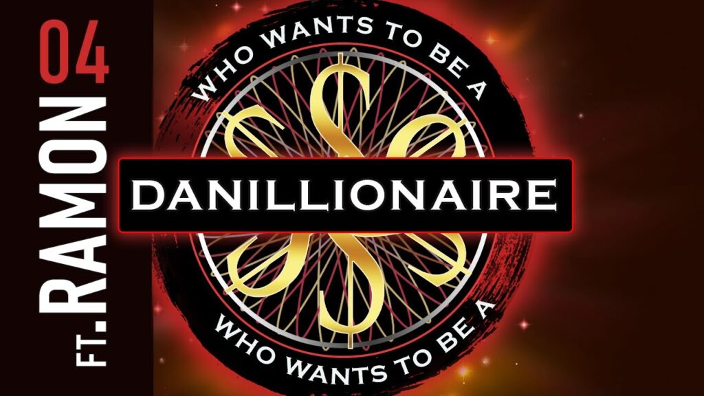 """Danurai Introduces """"Who Wants To Be A Danillionaire?"""""""