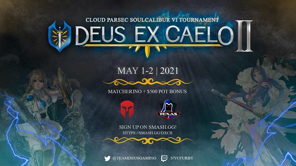 SabinDeus Introduces: DEUS Ex Caelo II