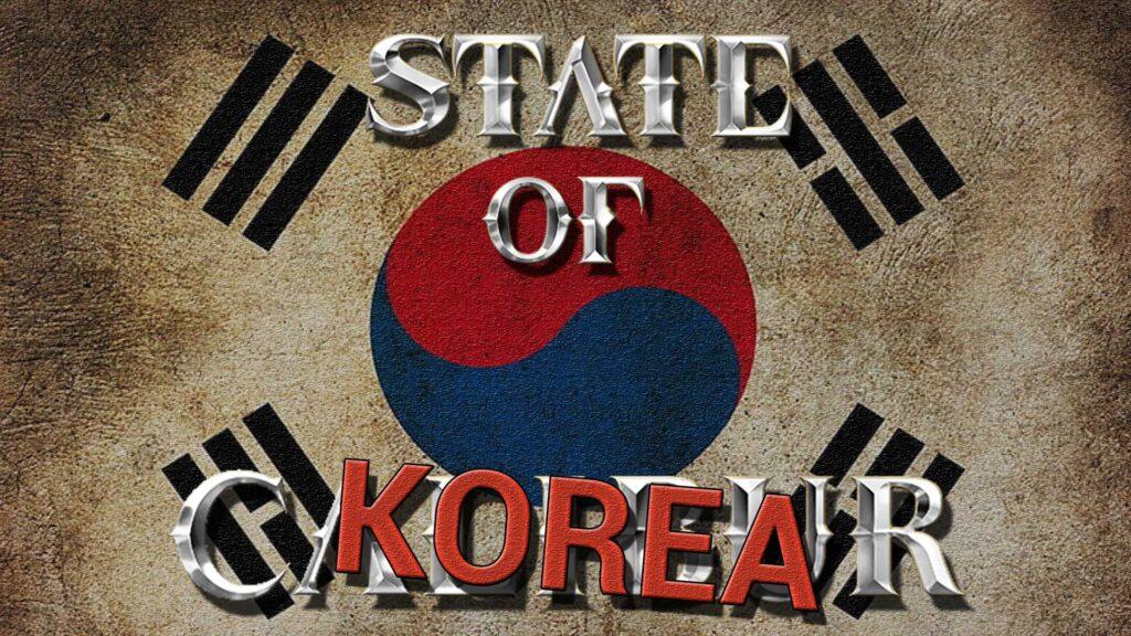 State of Korea: TheKura's Tierlist (v2.3)