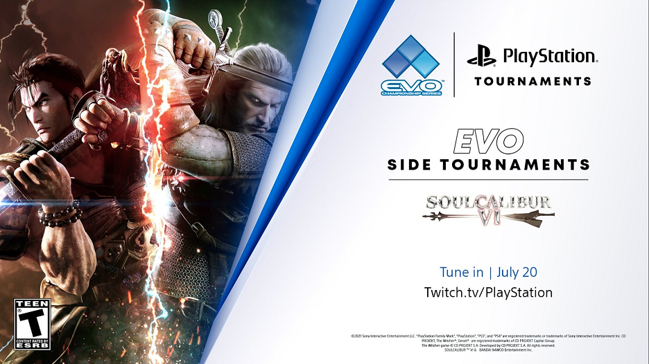 EVO 2021 SC6 Side Tournament News, VODs and Results